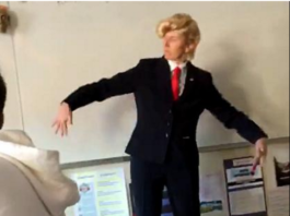 Teacher Trump